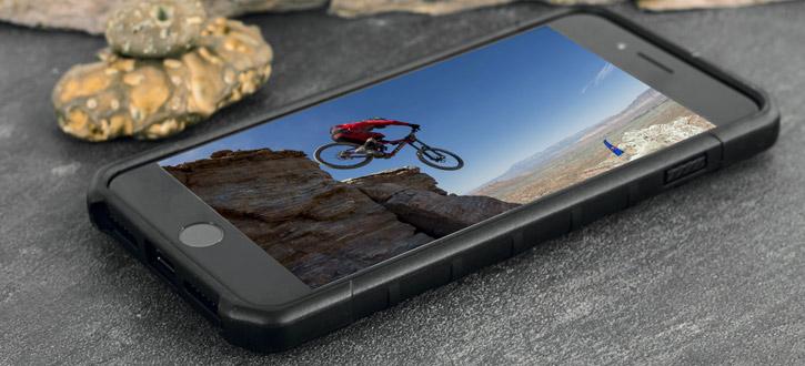 UAG Pathfinder iPhone 7 Plus Rugged Case - Black / Black