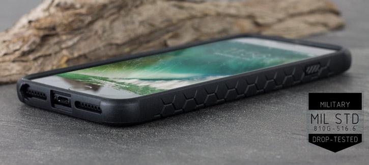 UAG Monarch Premium iPhone 7 Plus Protective Case - Graphite