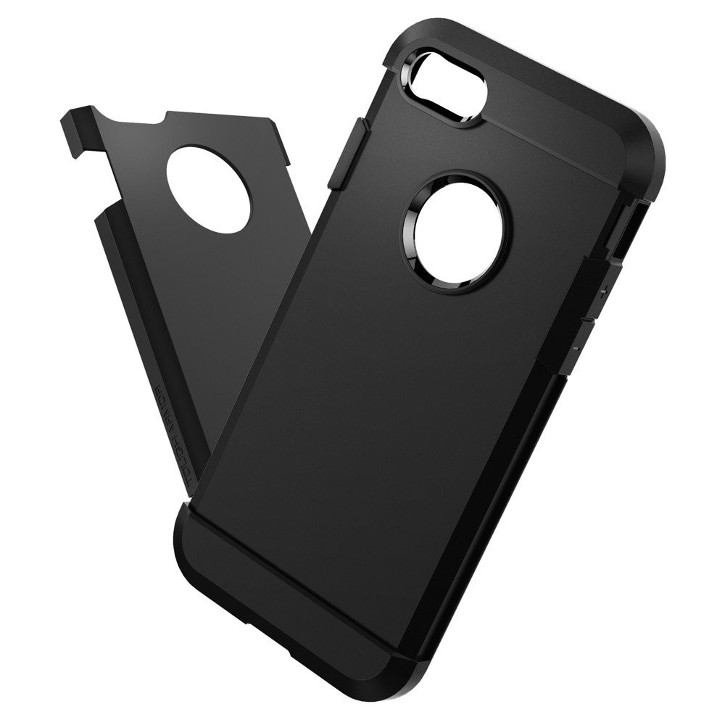 Spigen Tough Armor iPhone 7 Case - Black