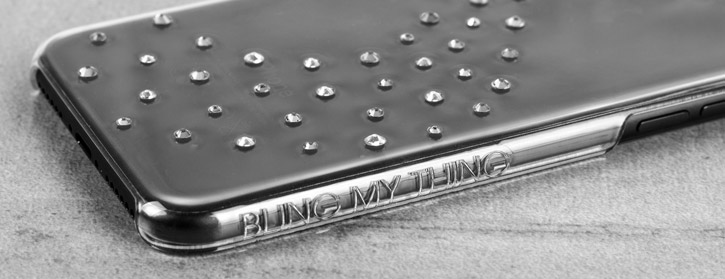 Bling My Thing Milky Way iPhone 7 Case - Pure Brilliance Crystal