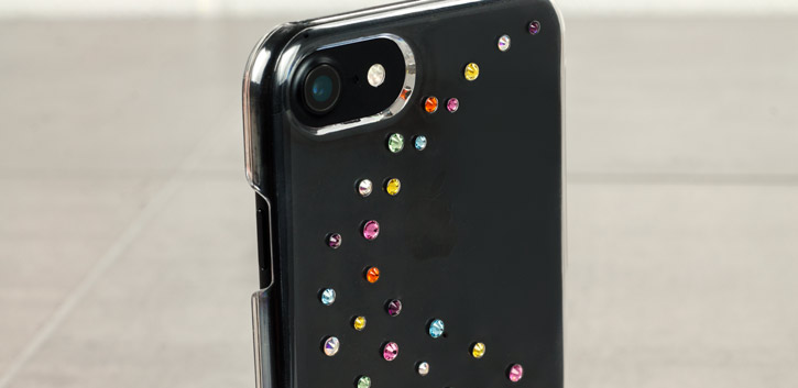 Bling My Thing Milky Way iPhone 7 Case - Cotton Candy