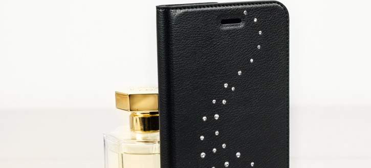 Bling My Thing Genuine Leather iPhone 7 Plus Case - Pure Brilliance