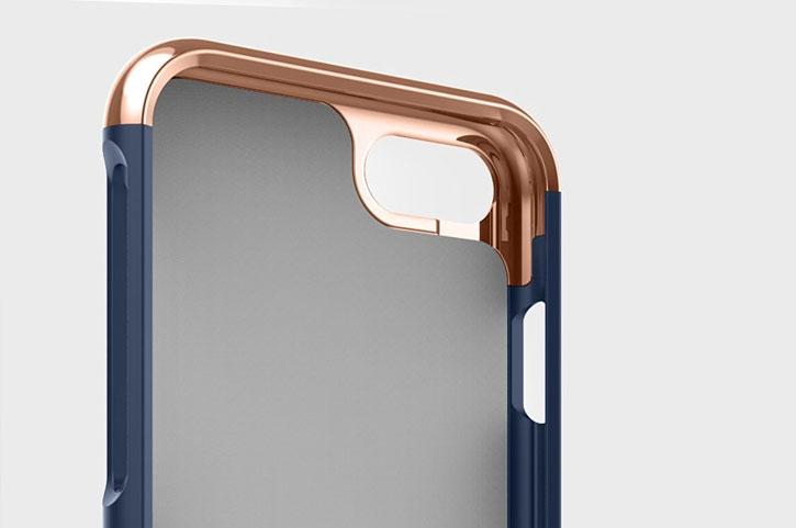Caseology Savoy Series iPhone 7 Slider Case - Navy Blue