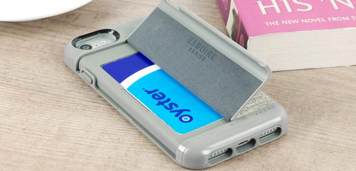 Incipio Esquire iPhone 7 Wallet Case - Khaki
