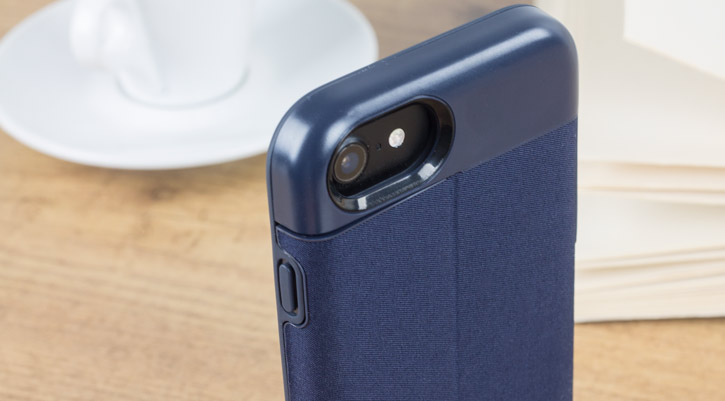 Incipio Esquire iPhone 7 Wallet Case - Navy