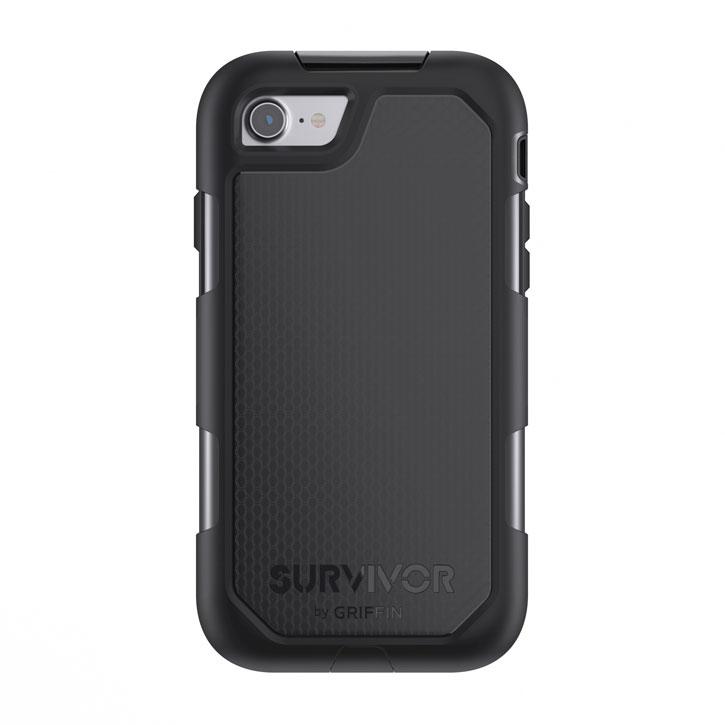 buy popular 7a4d8 e09e1 Griffin Survivor Summit iPhone 7 Case - Black