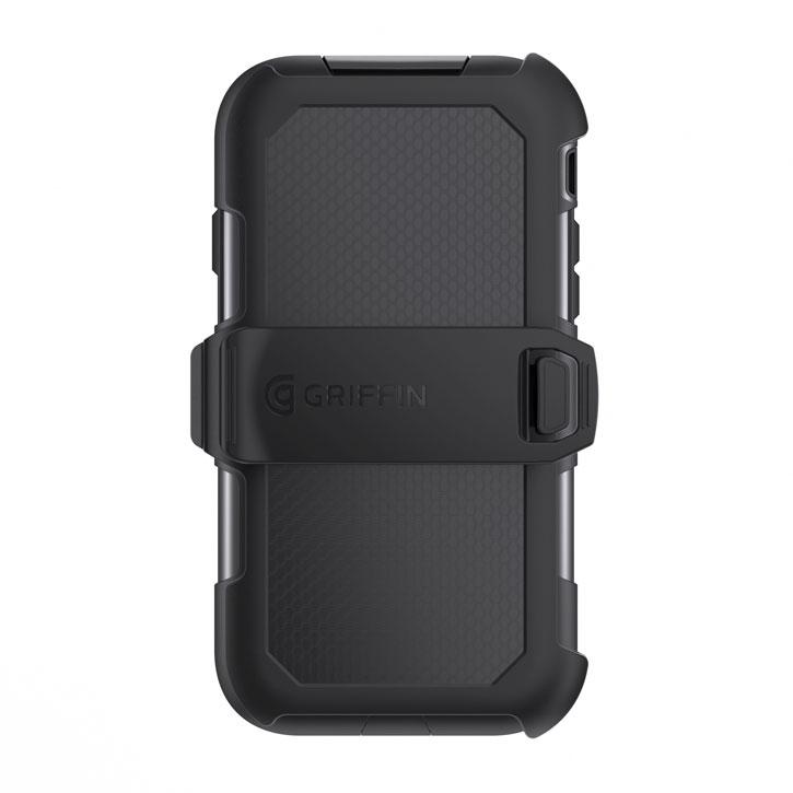 Griffin Survivor Summit iPhone 7 Case - Black