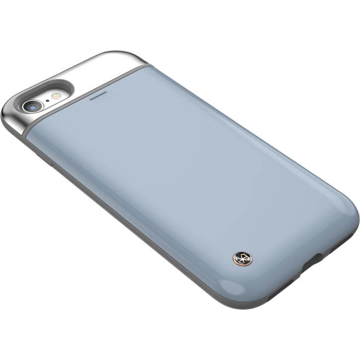 STIL Mistic Pebble iPhone 7 Card Case - Blue