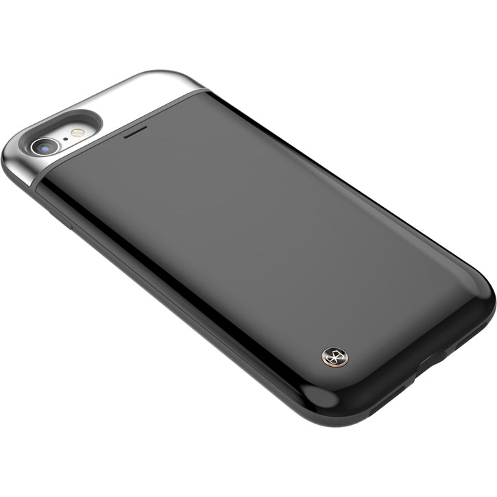 STIL Mistic Pebble iPhone 7 Card Case -  Black