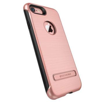 VRS Design Duo Guard iPhone 8 / 7 Case - Rose Gold