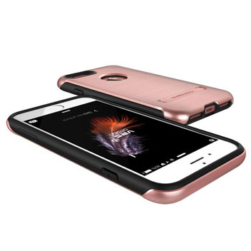 VRS Design Duo Guard iPhone 7 Case - Rose Gold