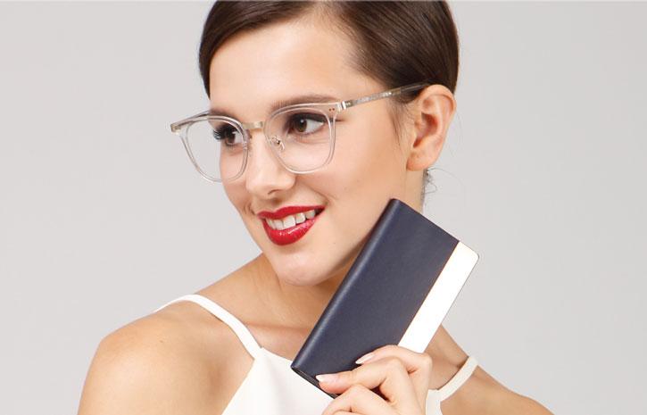 SLG D5 iPhone 7 Calfskin Leather Wallet Case - Black