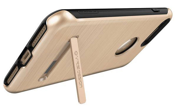 VRS Design Duo Guard iPhone 7 Plus Case - Champagne Gold