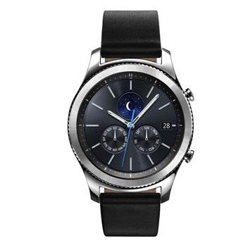 Samsung Gear S3 Classic Smartwatch - Black