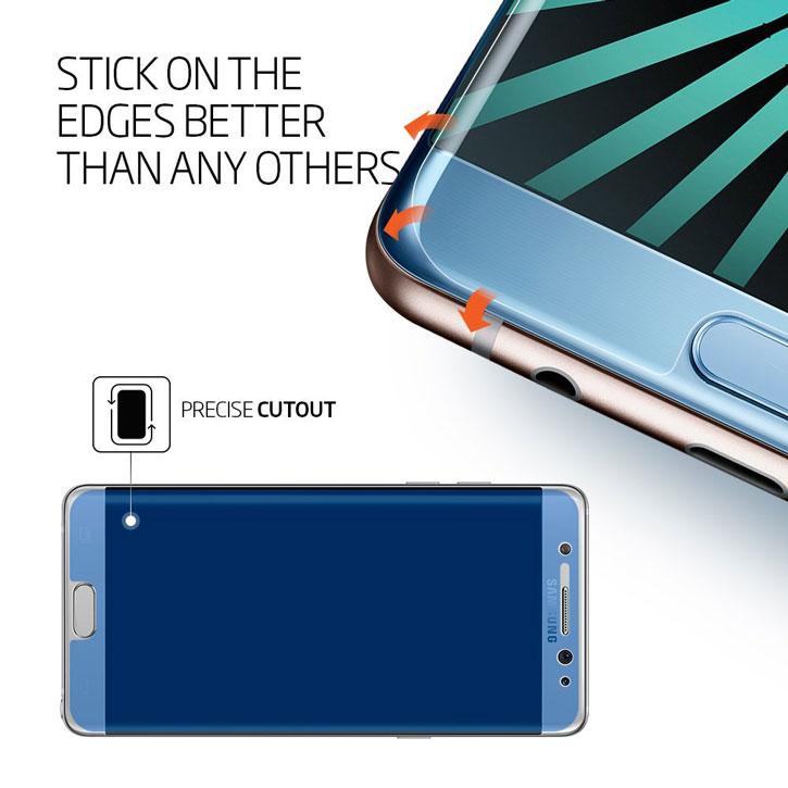 Spigen Flex Samsung Galaxy Note 7 Full Screen Protector