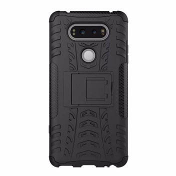 Olixar ArmourDillo LG V20 Tough Case - Black