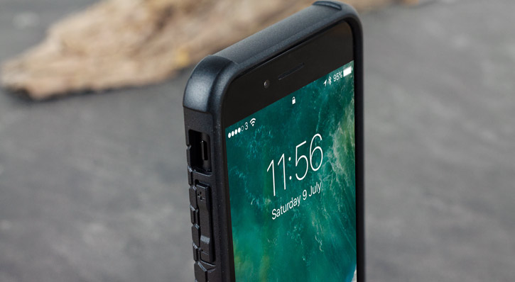 UAG Monarch Premium iPhone 7 Protective Case - Graphite