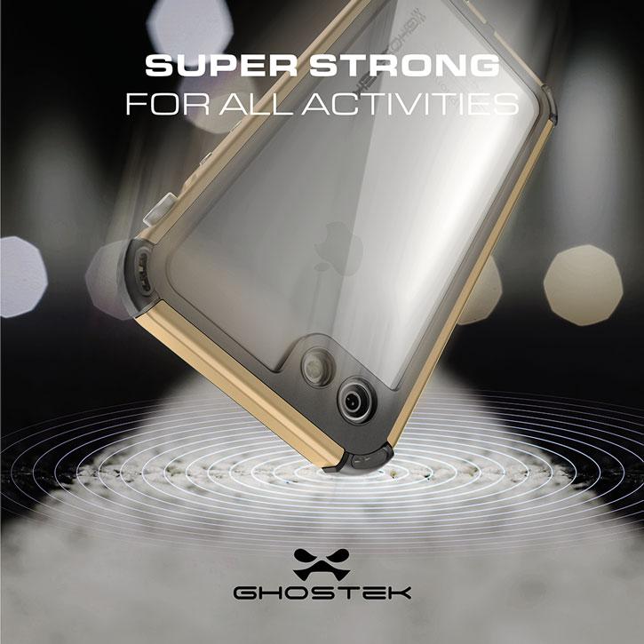 Ghostek Atomic 3.0 iPhone 7 Waterproof Tough Case - Gold