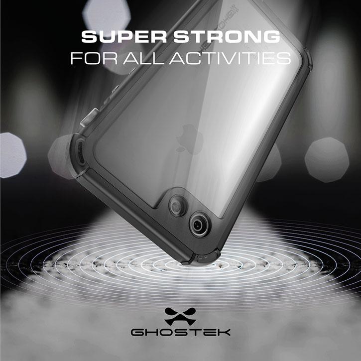 Ghostek Atomic 3.0 iPhone 7 Waterproof Tough Case - Black