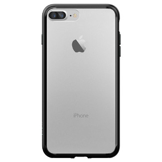 Spigen Ultra Hybrid iPhone 7 Plus Bumper Case - Black