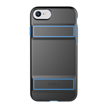 Peli Guardian iPhone 7 Dual Layer Protective Case - Black / Blue