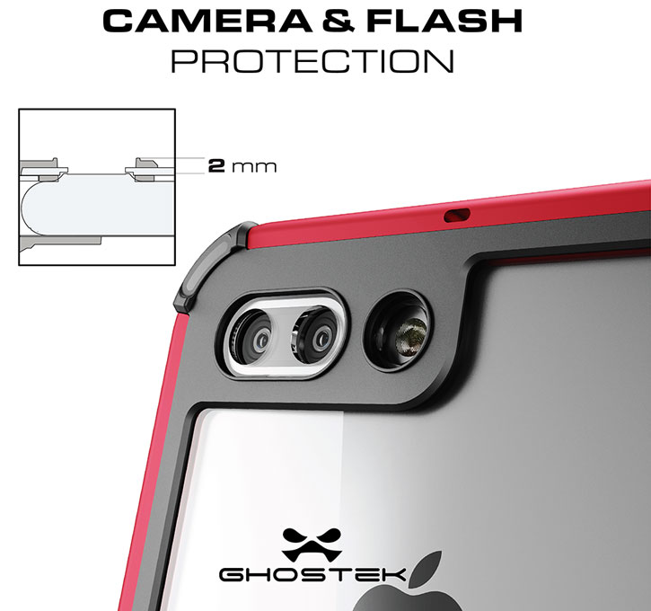 unscharfe fotos trotz ghostek atomic 3 0 iphone 7 plus waterproof tough case red very useful