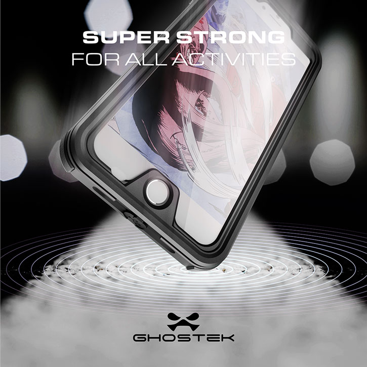 from ghostek atomic 3 0 iphone 7 waterproof tough case black 7 need not worry