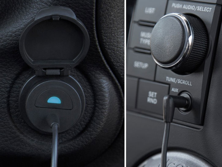 Griffin iTrip AUX Bluetooth Car Adapter