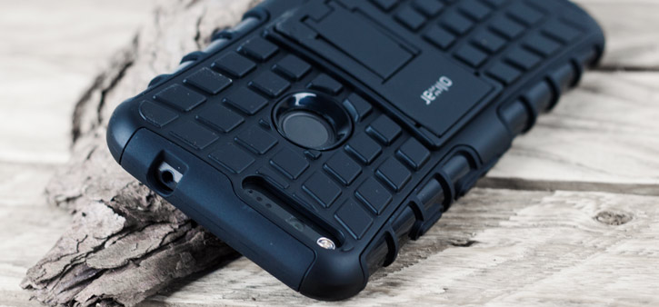 Olixar ArmourDillo Google Pixel XL Protective Case - Black