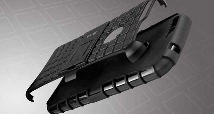 Coque Google Pixel XL ArmourDillo protectrice – Noire