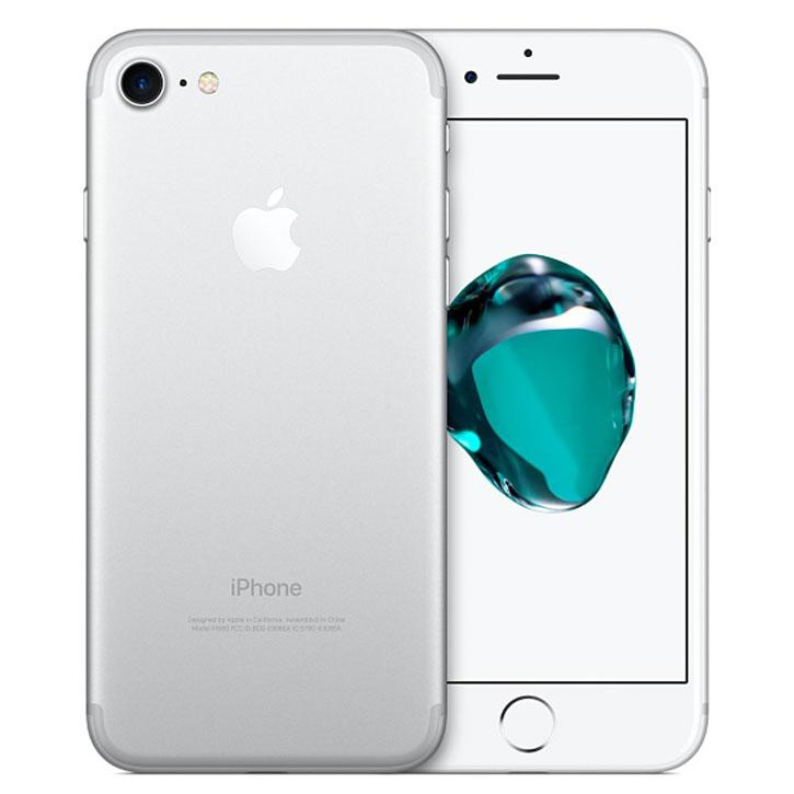 Sim Free iPhone 7 Unlocked - Silver - 32GB