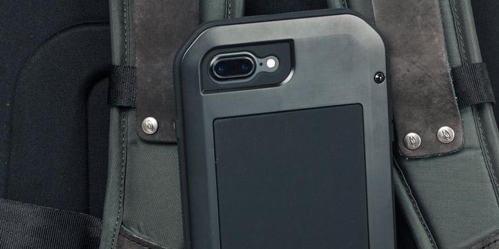 Love Mei Powerful iPhone 7 Plus Protective Case - Black