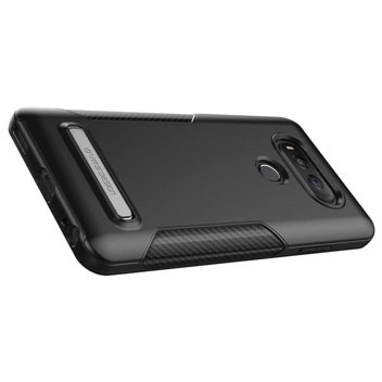 VRS Carbon Fit Series LG V20 Case - Black