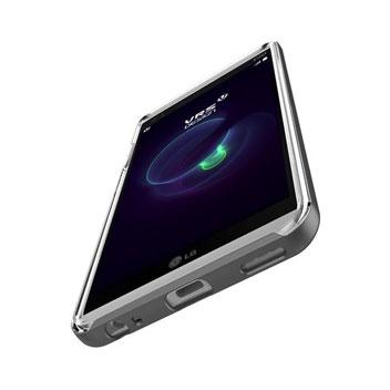 VRS Design Crystal Bumper LG V20 Case - Donker Zilver