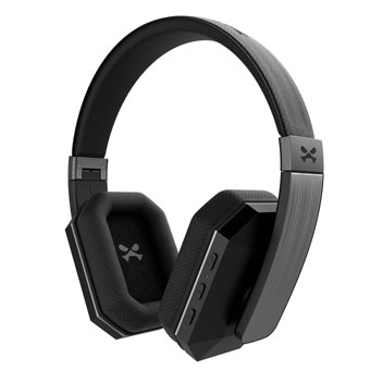 Casque Bluetooth Ghostek SoDrop 2 Noise Reduction Premium - Noir