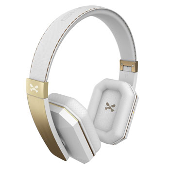 Ghostek SoDrop 2 Premium Bluetooth Noise Reduction Headphones - White