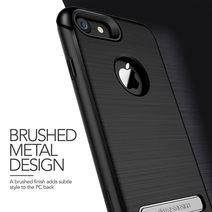Coque iPhone 7 VRS Design Duo Guard – Noire