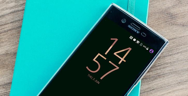 Olixar Ultra-Thin Sony Xperia XZ Gel Case - 100% Clear