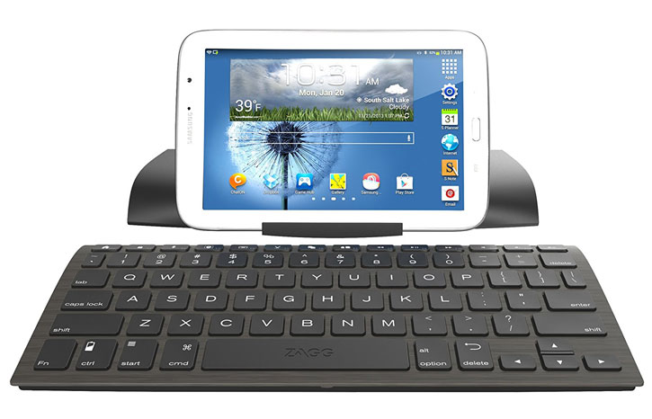 strange issue zagg universal tablet and smartphone bluetooth keyboard 2 March 2015