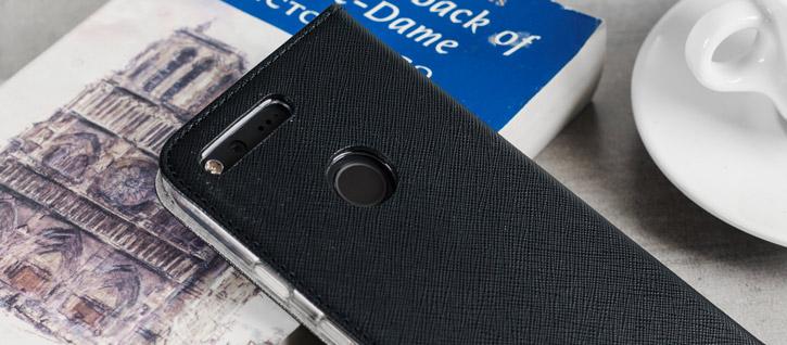 Krusell Malmo Google Pixel Folio Case - Black