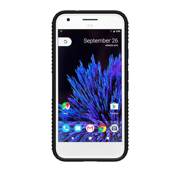 Speck Presidio Grip Google Pixel Tough Case - Black