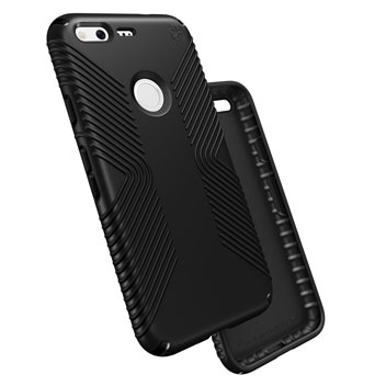 Speck Presidio Grip Google Pixel XL Tough Case - Black
