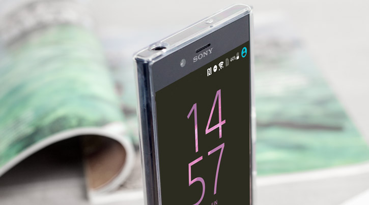 Krusell Kivik Sony Xperia XZ Shell Case - 100% Clear