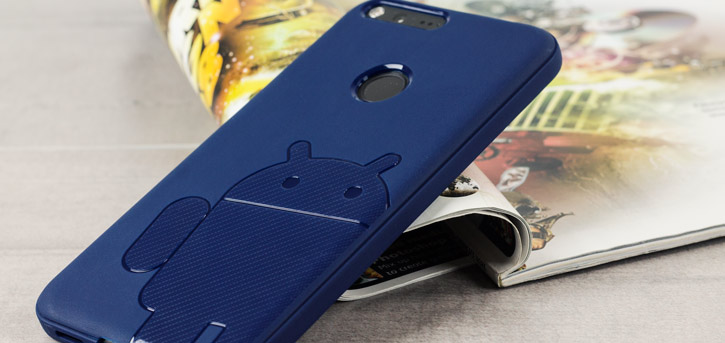 Cruzerlite Androidified A2 Google Pixel Case - Blue