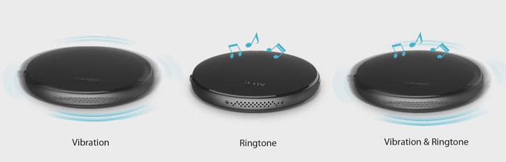 iluv smartshaker 2 bluetooth vibrating pillow alarm black what are the