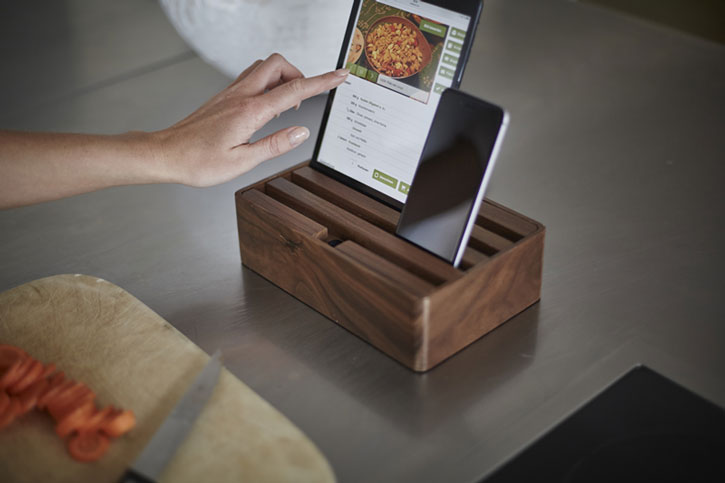 Alldock Medium - Walnut