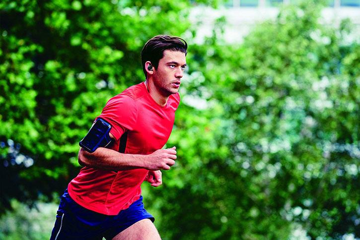 Ecouteurs Bluetooth Jabra Elite Sport Fitness – Noirs