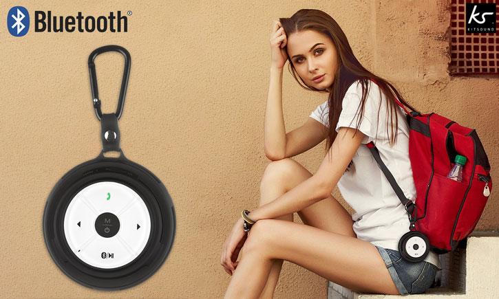 Kitsound Cadet Wireless Bluetooth Speaker
