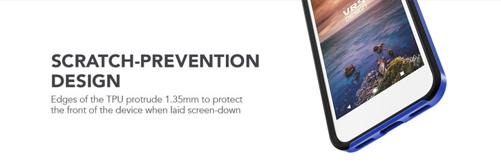 VRS Design High Pro Shield Google Pixel XL Case - Really Blue