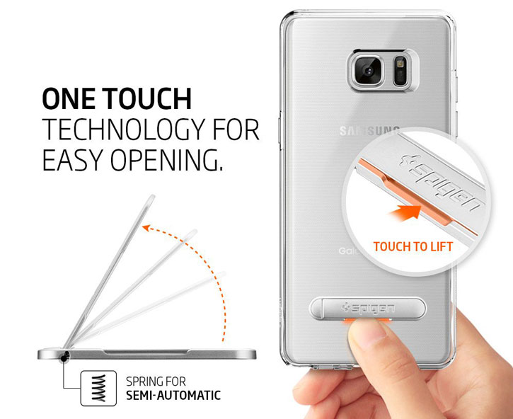 Spigen U100 Universal Smartphone Metal Kickstand